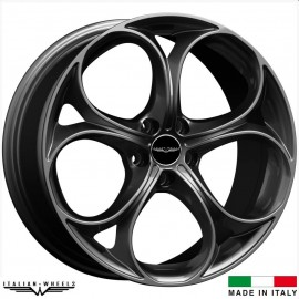 4 Jantes ITALIAN WHEELS DARKE - 19'