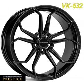 """4 Jantes Vog'art Prestige - VK632 - Black - 19"""""""