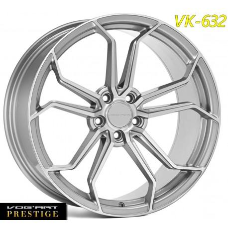"""4 Jantes Vog'art Prestige - VK632 - Black - 20"""""""