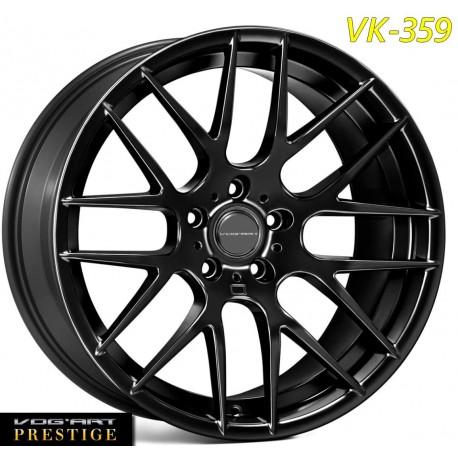 "4 Jantes Vog'art Prestige - VK359 - Black ou Silver - 20"""