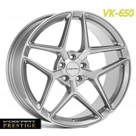 """4 Jantes Vog'art Prestige - VK650 - 20"""" - Silver"""