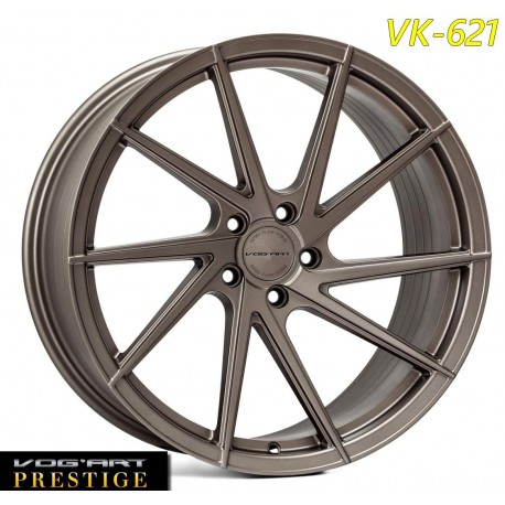 "4 Jantes Vog'art Prestige - VK621 - 19"" - Bronze"