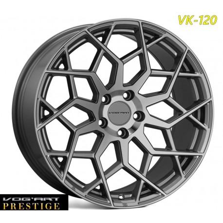 """4 Jantes Vog'art Prestige - VK120 - 21"""" - Graphite"""