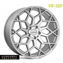 """4 Jantes Vog'art Prestige - VK120 - 21"""" - Silver"""