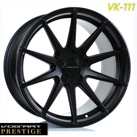 """4 Jantes Vog'art Prestige - VK111 - 19"""" - Black"""