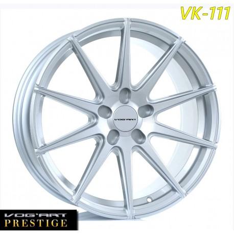 """4 Jantes Vog'art Prestige - VK111 - 19"""" - Silver"""
