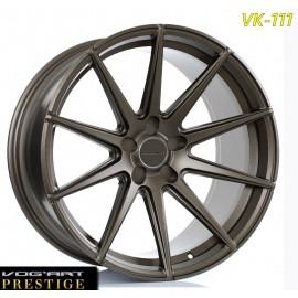 "4 Jantes Vog'art Prestige - VK111 - 21"" - Bronze"