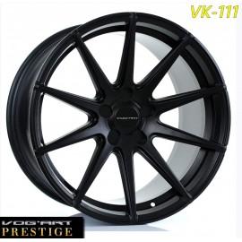 """4 Jantes Vog'art Prestige - VK111 - 22"""" - Black"""
