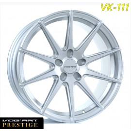 """4 Jantes Vog'art Prestige - VK111 - 22"""" - Silver"""