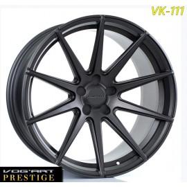 """4 Jantes Vog'art Prestige - VK111 - 22"""" - Anthracite"""