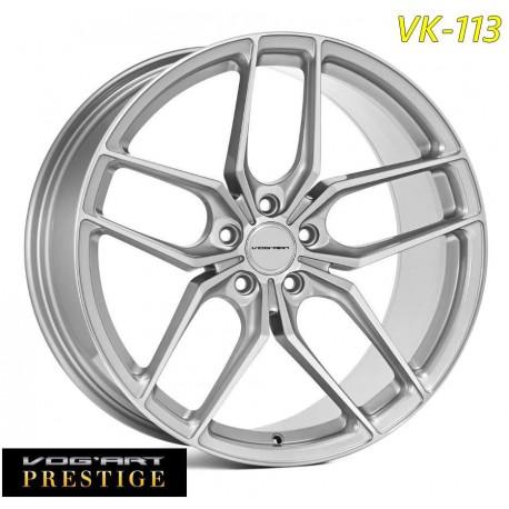 """4 Jantes Vog'art Prestige - VK113 - 20"""" - Black"""