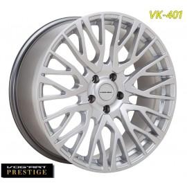 """4 Jantes Vog'art Prestige - VK401 - 22"""" - Silver"""