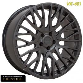"""4 Jantes Vog'art Prestige - VK401 - 22"""" - Anthracite"""