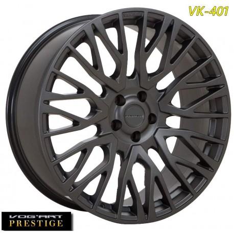 """4 Jantes Vog'art Prestige - VK401 - 22"""" - Black"""