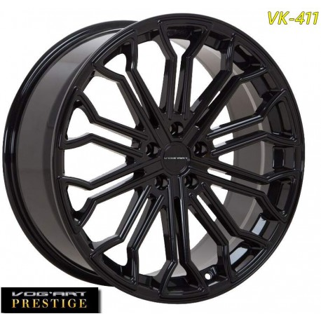 """4 Jantes Vog'art Prestige VK411 - 20"""" - Black"""