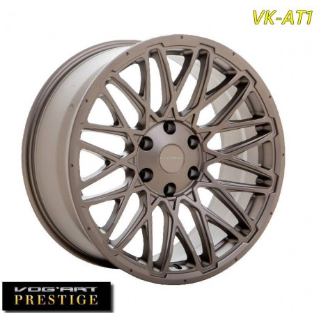 """4 Jantes Vog'art Prestige VKAT1 - 20"""" - Black"""