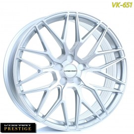 """4 Jantes Vog'art Prestige VK651 - 22"""" - Silver"""