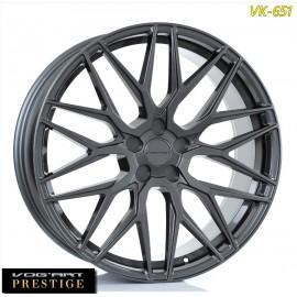 """4 Jantes Vog'art Prestige VK651 - 22"""" - Anthracite"""