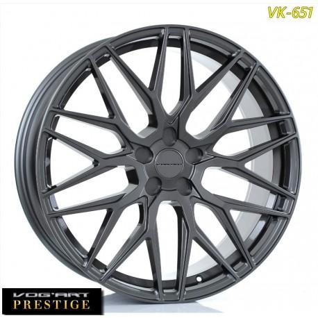 """4 Jantes Vog'art Prestige VK651 - 20"""" - Black"""