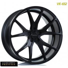 """4 Jantes Vog'art Prestige VK652 - 22"""" - Black"""
