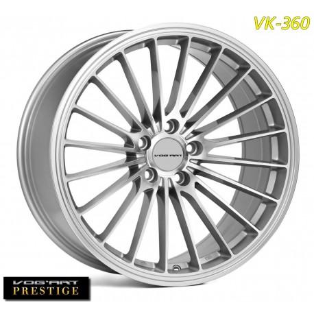 """4 Jantes Vog'art Prestige VK360 - 20"""" - Anthracite"""