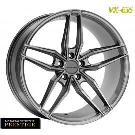 """4 Jantes Vog'art Prestige VK655 - 19"""" - Anthracite"""