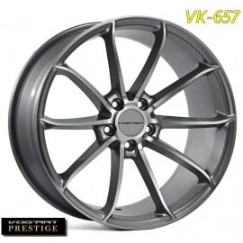"""4 Jantes Vog'art Prestige VK657 - 19"""" - Silver"""