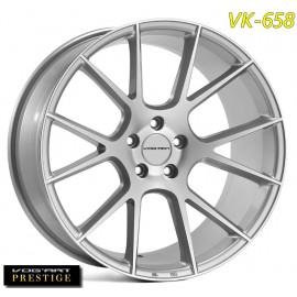 """4 Jantes Vog'art Prestige VK658 - 18"""" - Silver"""