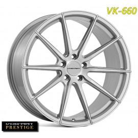 """4 Jantes Vog'art Prestige VK660 - 19"""" - Silver"""