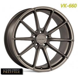 "4 Jantes Vog'art Prestige VK660 - 19"" - Bronze"