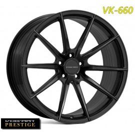 """4 Jantes Vog'art Prestige VK660 - 20"""" - Black"""