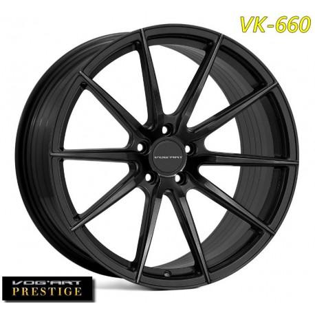 "4 Jantes Vog'atr Prestige VK660 - 19"" - Black"