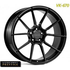 """4 Jantes Vog'art Prestige VK670 - 21"""" - Black"""