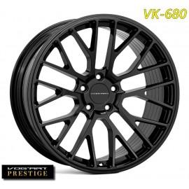 """4 Jantes Vog'art Prestige VK680 - 19"""" - Black"""