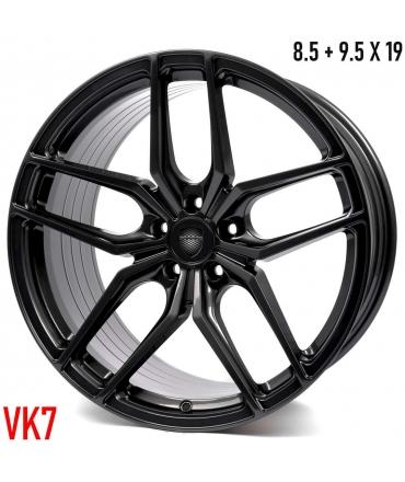 4 Jantes Vog'art VK7 - 19' - Black édition