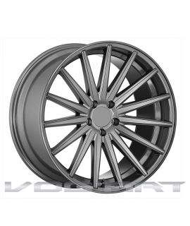 "4 Jantes REVO INSPIRED 222 - 18"" - Anthracite"