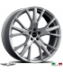 "4 Jantes GALLIANA - Italian wheels - 21"" - Argent"