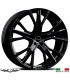 "4 Jantes GALLIANA - Italian wheels - 21"" - Noir"