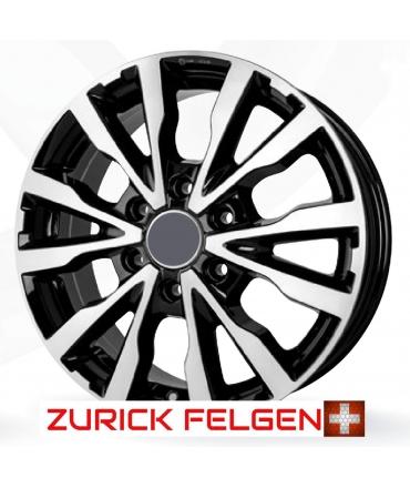4 Jantes ZURICK FELGEN Z860