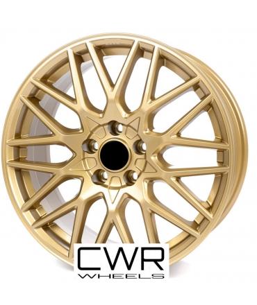 """4 Jantes alu CW250 - 17"""" - Gold"""