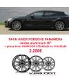 Pack hiver - Porsche Panamera