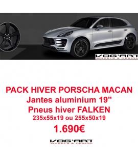 Pack hiver - Porsche Macan
