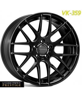 "4 Jantes Vog'art Prestige - VK359 - Black ou Silver - 18"""