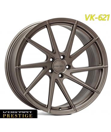 """4 Jantes Vog'art Prestige - VK621 - 21"""" - Silver"""