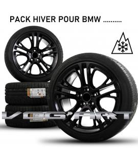 Pack jantes et pneus HIVER 2021 à partir de